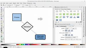 Tools For Diagramming In Fedora