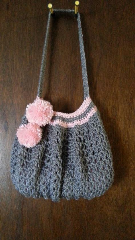 easy crochet handbag pattern handbag ideas