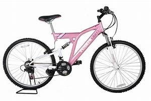 26 Zoll Mountainbike : 26 inch girls mtb mountain bike full suspension bicycle ~ Kayakingforconservation.com Haus und Dekorationen