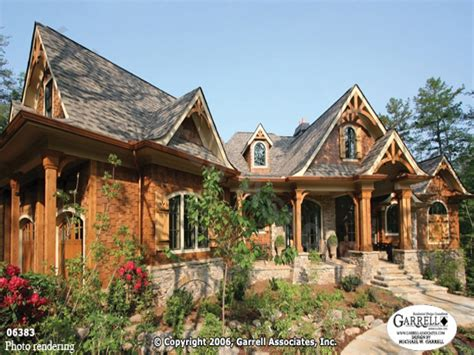 lodge style home plans lodge style house plans small