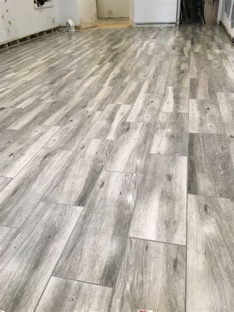 wood effect ceramic floor tile 10 meter square in