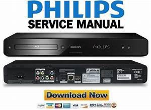 Philips Bdp3000 Service Manual  U0026 Repair Guide
