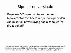 Bipolair en verslaafd