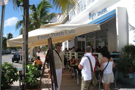 the front porch cafe best diners in miami time out