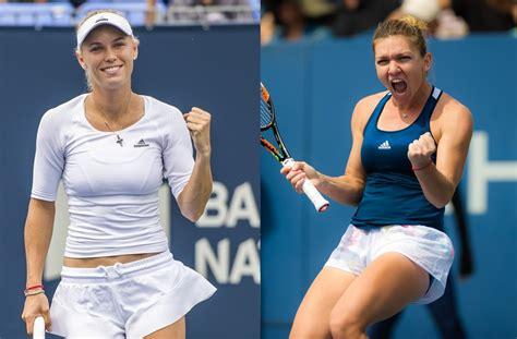 LIVE Simona Halep - Caroline Wozniacki - Australian Open women - 27 January 2018 - Eurosport
