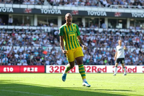 Report: Kenneth Zohore could stay at West Brom; Sheffield ...