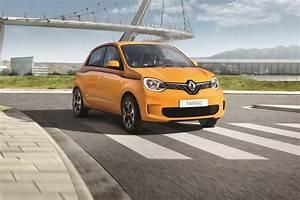 Prix Renault Twingo 2019    U00e0 Partir De 11 400 Euros - Photo  1