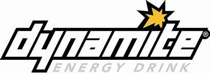 Energy Drink Dynamite Transparent Bang Logos Fruit