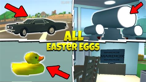 latest secret easter eggs  roblox strucid battle