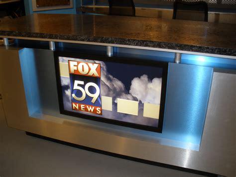 Wxin-tv Set Design Gallery