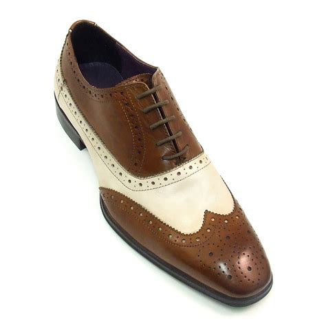 Mens Shoes by Buy Jazz Brogues From Funky Mens Shoe Brand Gucinari
