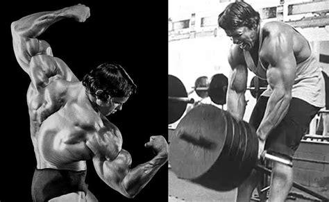 arnold schwarzenegger exercises exercise fitness