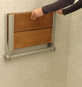 healthcraft invisia serenaseat fold  shower seat