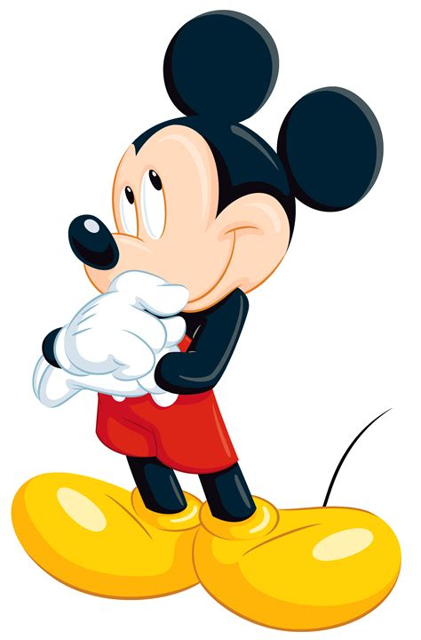 Here is a list of the classic walt disney character mickey mouse and some of his friends. Mickey Mouse PNG Image - PurePNG | Free transparent CC0 ...