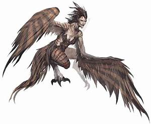 17 Best images about [References] Harpy / Harpies on Pinterest