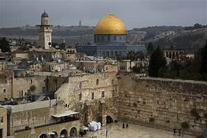 Pence to visit Western Wall amid heightened tension with ...