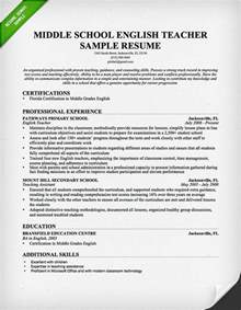 best resume format for teaching resume sles writing guide resume genius