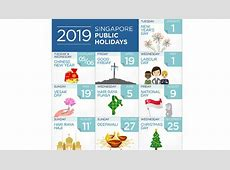 Singapore's list of 2019 public holidays Human Resources