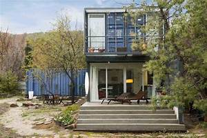 Container Haus Architekt : architekten container haus amazing maison container lille ein merkwrdiges container haus in ~ Yasmunasinghe.com Haus und Dekorationen