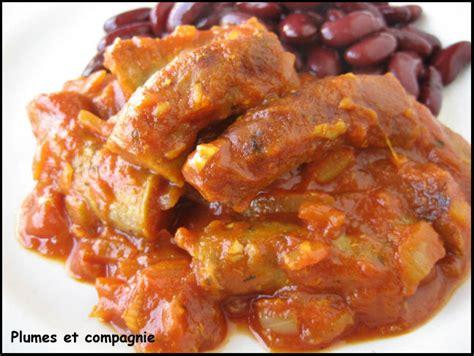 cuisiner saucisse de toulouse rougail de saucisse à ma façon et ses haricots rouges plumes et compagnie