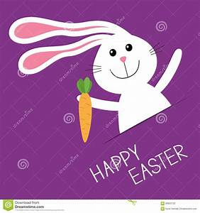 Happy Easter Bunny Rabbit Hare Carrot In The Pocket Baby