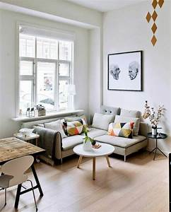 Kleines Wohnzimmer Einrichten : das kleine wohnzimmer bis ins detail einrichten ~ Markanthonyermac.com Haus und Dekorationen