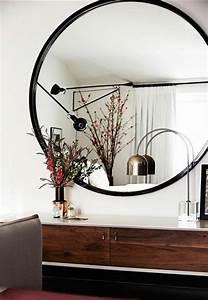 Ikea Miroir Rond : le miroir mural grande taille accessoire pratique et d coration originale ~ Teatrodelosmanantiales.com Idées de Décoration