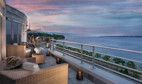 Tā izskatās pasaulē dārgākie viesnīcas apartamenti ...