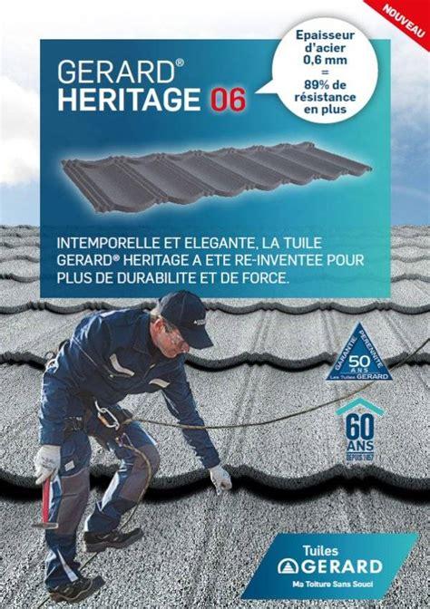 Tuile Gerard by Brochure Les Tuiles Gerard 174 Heritage 06 Fabrication