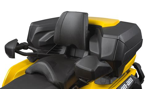 coffre can am coffre 224 bagages linq 124 l pour outlander max 715001750 rs racing concessionnaire can am