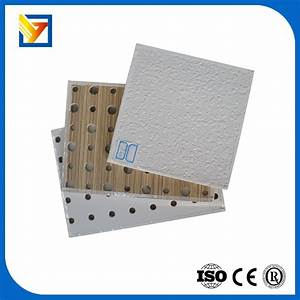 Sound Proof Perforated Gypsum Board Buy Sound Proof