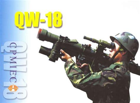 Chinese Qw-18 Man-portable Air-defense System (manpads