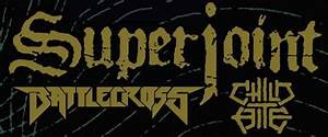 Superjoint – Tickets – El Corazon – Seattle WA – May 2nd