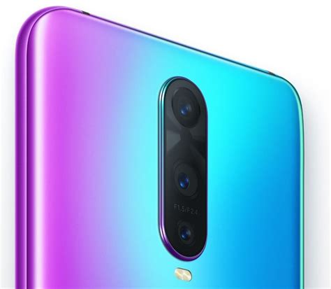 oppo rr pro  waterdrop notches  display