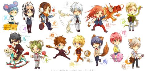 Anime Boy Zodiac 1000 Images About Zodiac On