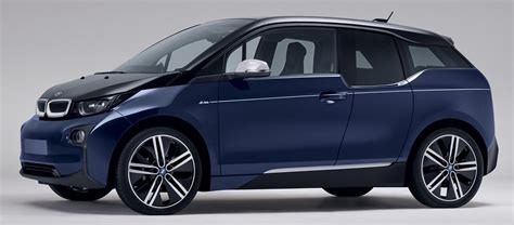 Bmw I3 Inspired By Mr Porter  A Stylish Collaboration