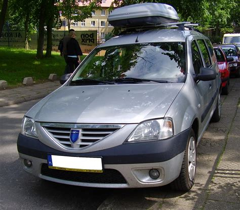 renault logan 2007 2007 renault logan mcv pictures information and specs