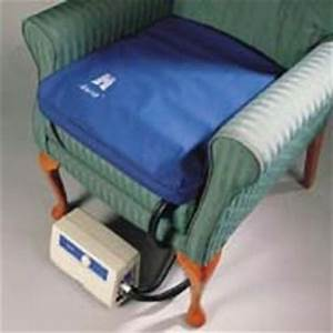 assistdata arjohuntleigh aura alternating pressure With alternating pressure chair cushion