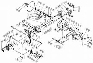 Cabinet Parts Diagram  U0026 Parts List For Model Jwts10jf Jet