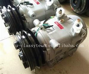 Denso 10p30c Genuine New Compressor Bus Ac Parts