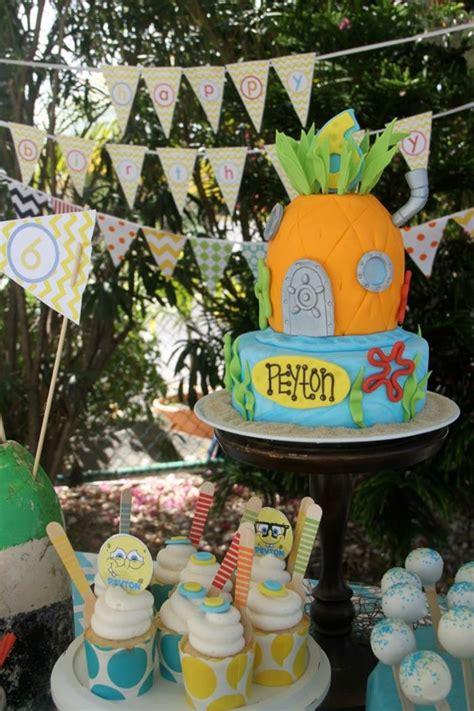 Spongebob Bathroom Decorations Ideas by Kara S Ideas Spongebob Birthday Via Kara S