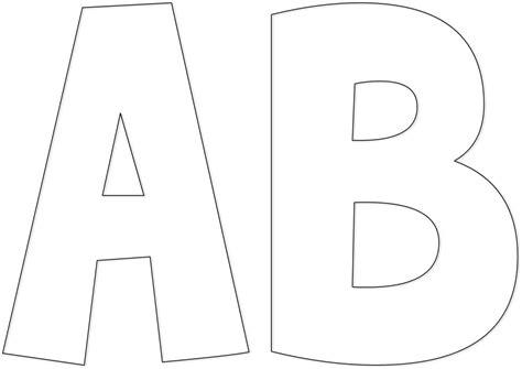 moldes de letras grandes para imprimir letras vero alphabet templates