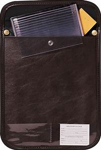6 rvn bk vinyl door pouch document holder 20 unit flip With door document holder