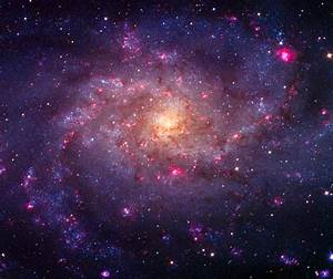 Picture of the Day - Bright Nebulas of M33 | International ...