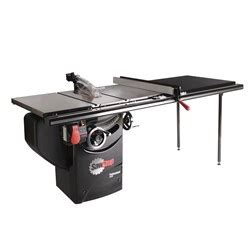 sawstop cabinet saw australia sawstop contractor saw with 52 quot t glide rail tablesaws