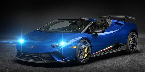 lamborghini  unveil   dimension   huracan