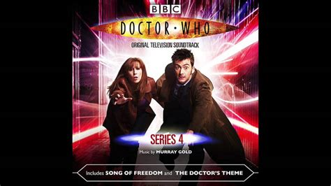 Song Of Freedom Doctor Who Series 4 Ost Murray Gold Youtube