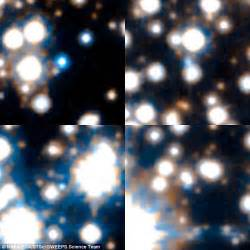 NASA's Hubble telescope finds 'blueprints of our galaxy ...