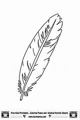 Feather Coloring Eagle Pages Native Printable Feathers American Template Outline Patterns Adult Colouring Bird Tattoo Tattoos Indian Templates Pattern Stencil sketch template