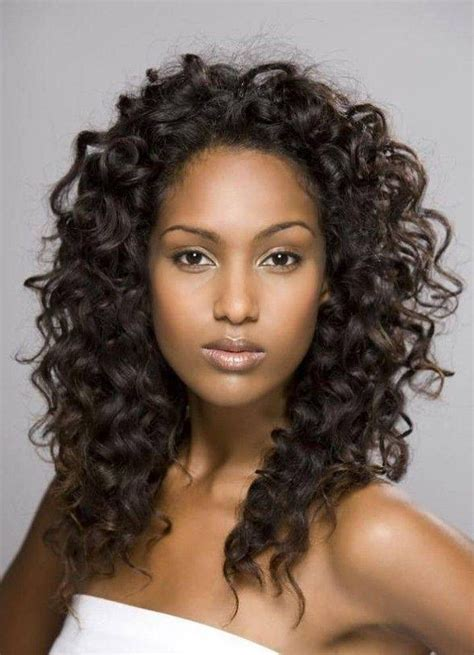 curly hairstyles for medium american hair hairstyles